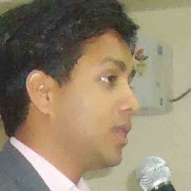 Shikhar Prajapati Headshot