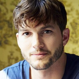 Ashton Kutcher Headshot