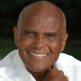 Harry Belafonte Headshot
