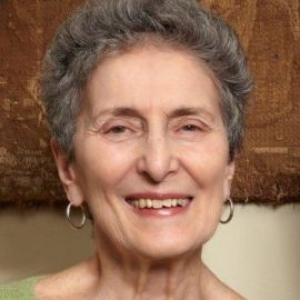 Natalie Zemon Davis Headshot