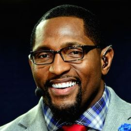 Ray Lewis Headshot