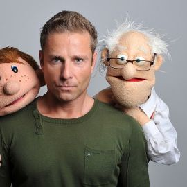 Paul Zerdin Headshot