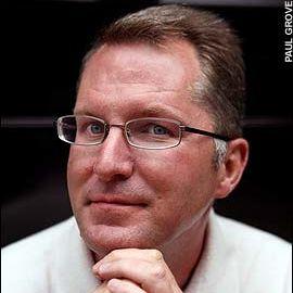 Dave Pelzer Headshot