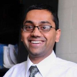 Kartik Chandran Headshot