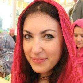 Margherita Stancati Headshot