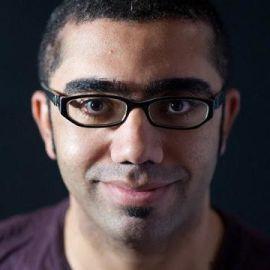 Ahmed Al Omran Headshot