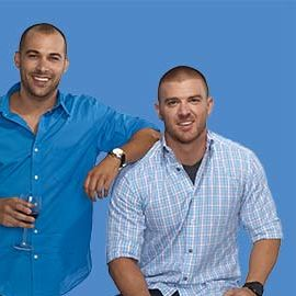 Josh Phelps and Carlo Trinchero Headshot