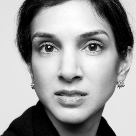 Radhika Jones Headshot