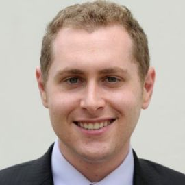 Josh Lederman Headshot