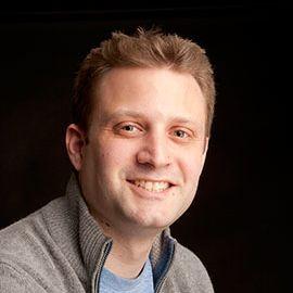 Matthew Salzberg Headshot