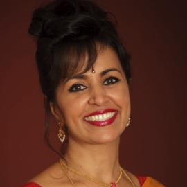 Gayathri Ramprasad Headshot