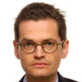 David Rennie Headshot