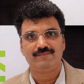 Arun Mehra Headshot