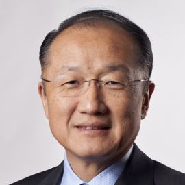 Dr. Jim Yong Kim Headshot