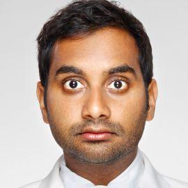 Aziz Ansari Headshot