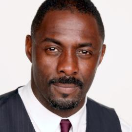 Idris Elba Headshot