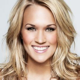 Carrie Underwood Headshot