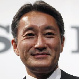 Kazuo Hirai Headshot