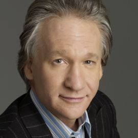 Bill Maher Headshot