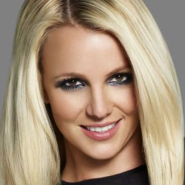 Britney Spears Headshot