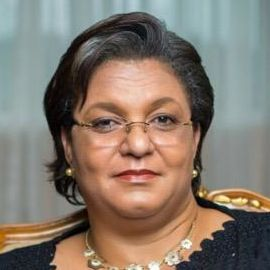 Honourable Ms. Hanna Tetteh Headshot