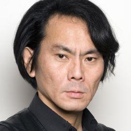 Hiroshi Ishiguro Headshot