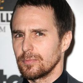 Sam Rockwell Headshot