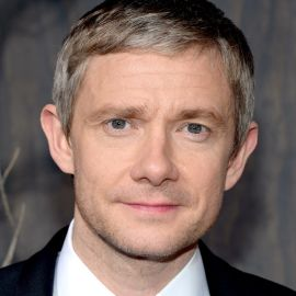 Martin Freeman Headshot