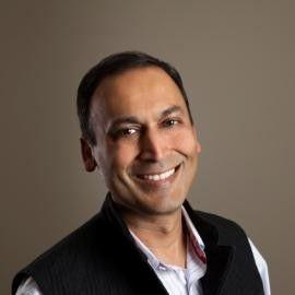 Manish Chandra Headshot