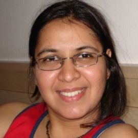 Teena Jain Headshot