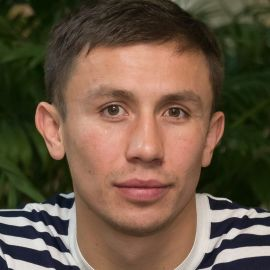 Gennady Golovkin Headshot