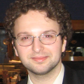 Mikhail Kats Headshot