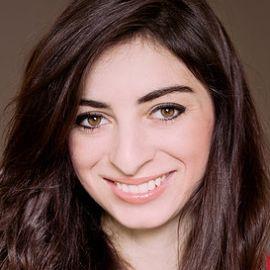 Liya Palagashvili Headshot