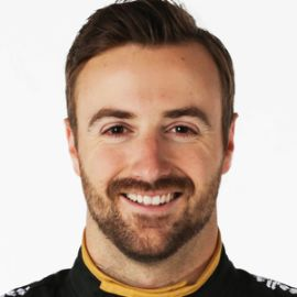 James Hinchcliffe Headshot