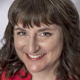 Joan Marie Galat Headshot