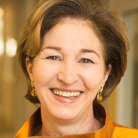 Anne-Marie Slaughter Headshot