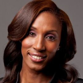 Lisa Leslie Headshot