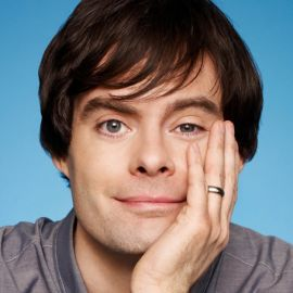 Bill Hader Headshot
