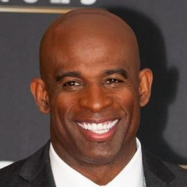 Deion Sanders Headshot