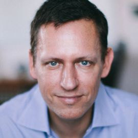 Peter Thiel Headshot