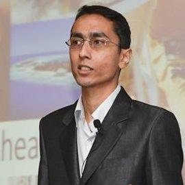 Harish Shah Headshot
