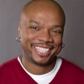 Aaron McCargo Jr. Headshot
