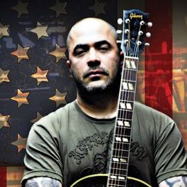 Aaron Lewis of Staind Headshot