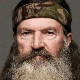 Phil Robertson Headshot