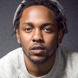 Kendrick Lamar Headshot