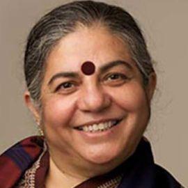 Vandana Shiva Headshot