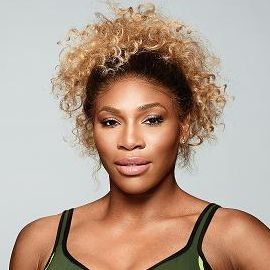 Serena Williams Headshot