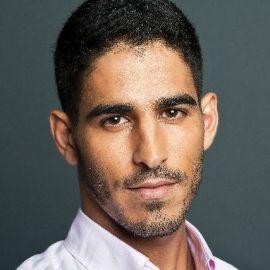 Ahmed Shihab-Eldin Headshot