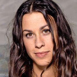 Alanis Morissette Headshot