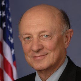 James Woolsey Headshot